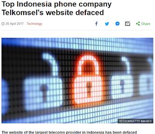 Peretas Situs Telkomsel Belum Tertangkap, Ini Penyebabnya