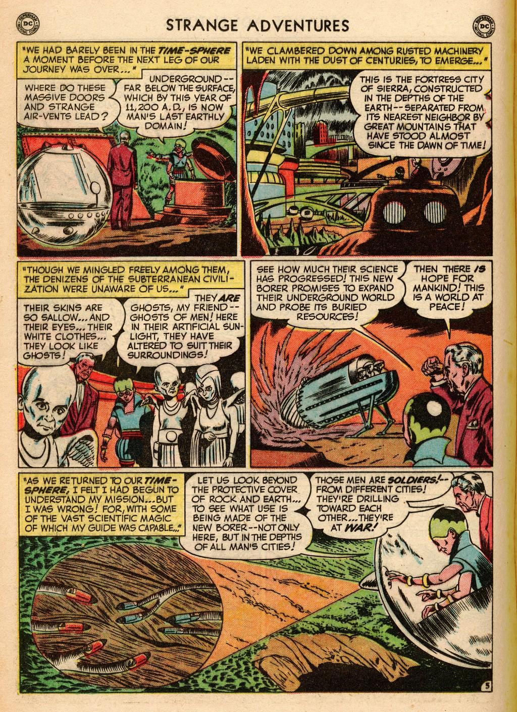 Strange Adventures (1950) issue 2 - Page 28