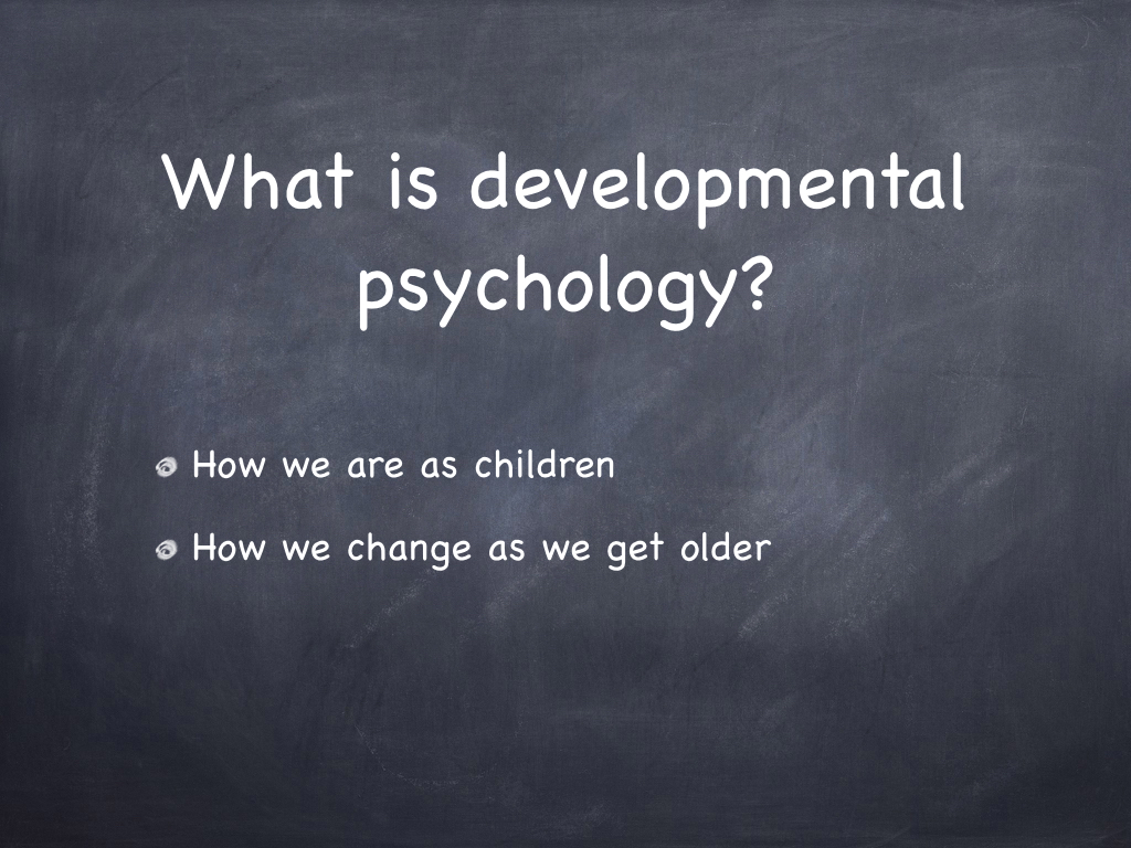 developmental psychology elderly interview Other developmental psychologists might work to educate families with an elderly loved one developmental psychology is also after an interview with.