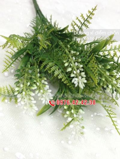 Phu kien hoa pha le o Bui Thi Xuan