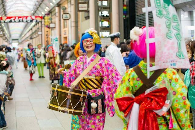 Truyền thống văn hóa Nhật Bản