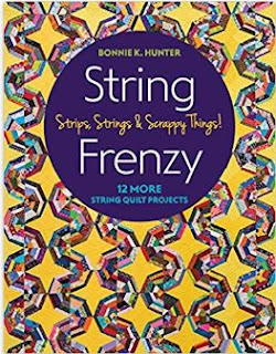 String Frenzy by Bonnie K Hunter