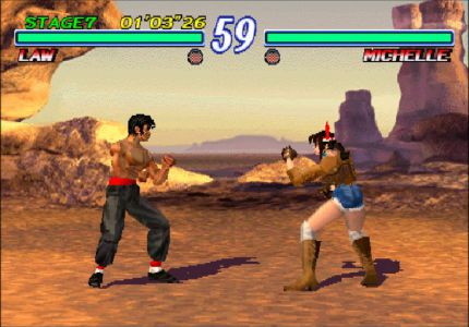Tekken 2 Free Download For PC Full Version