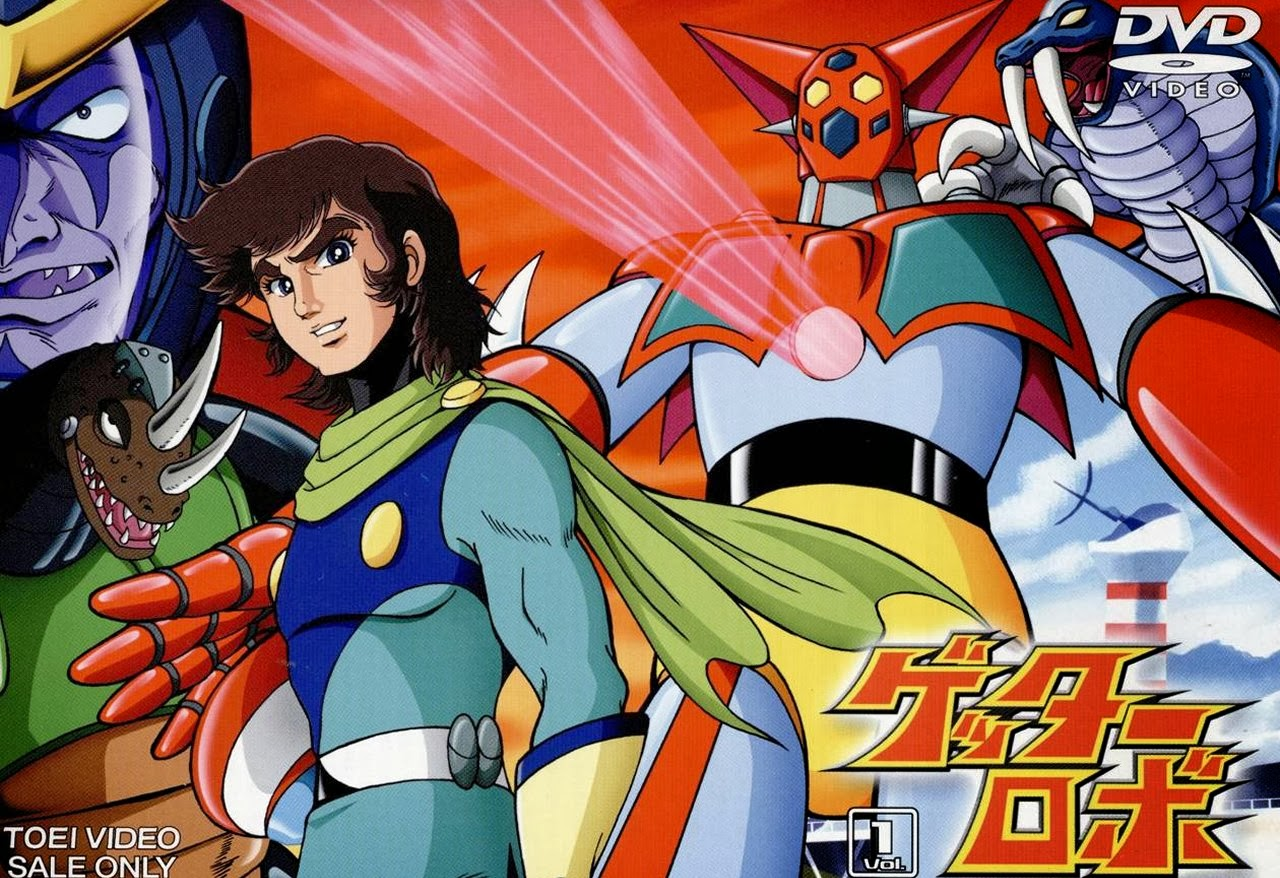Jeeg el vengador fictional characters manga anime cartoni