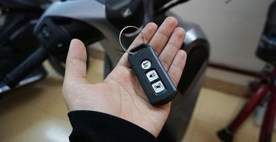 Chìa khóa Smart Key Honda