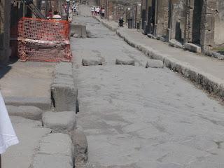 calle de pompeya