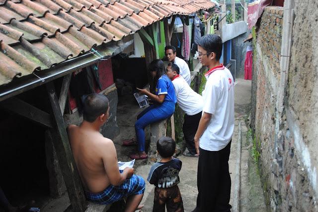 Kampanye Direct selling Relawan PKS Ridwan Kamil Oded MD