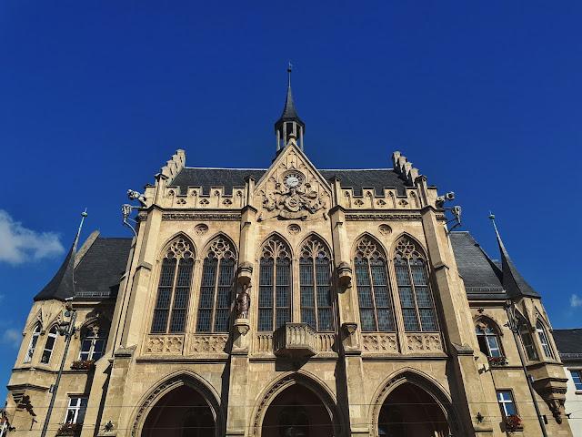 Erfurt city hall