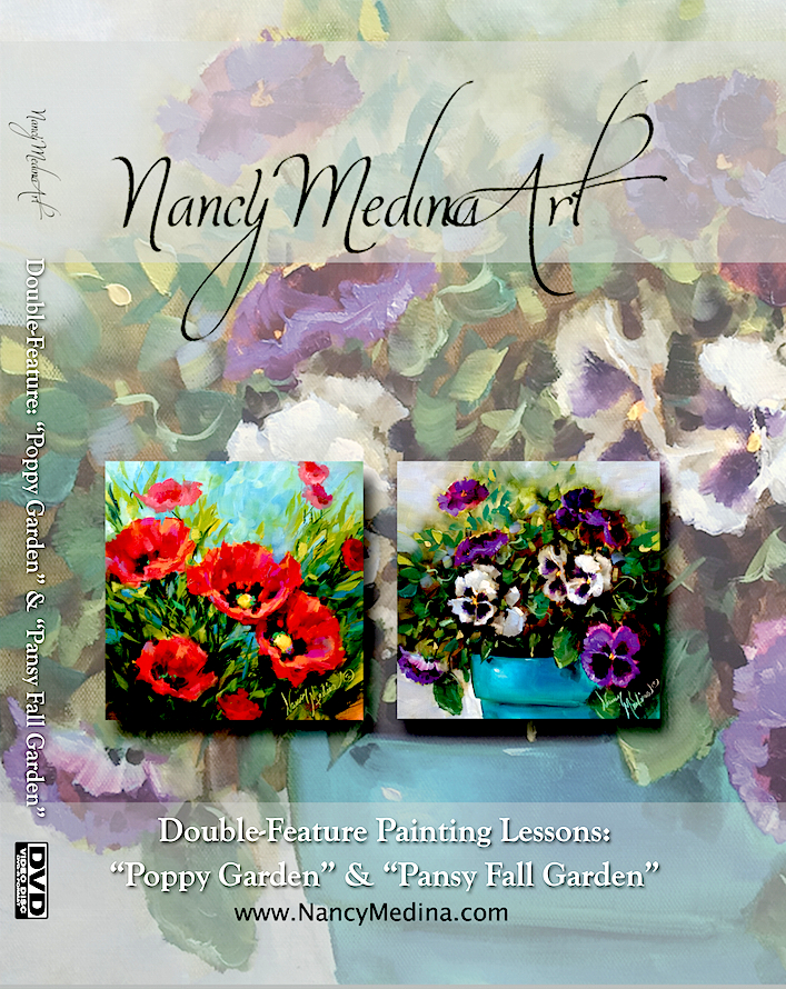http://www.nancymedina.com/videos-2-nancymedina/pansies-and-poppies-double-feature-dvd