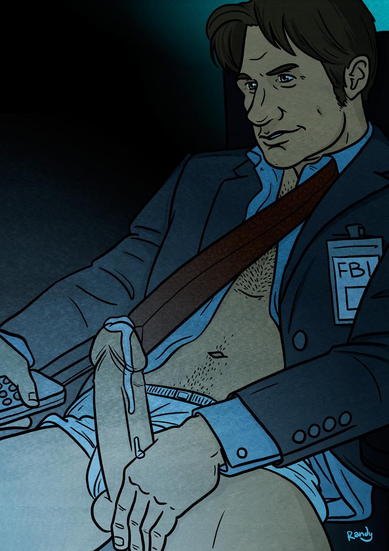 Mulder porn