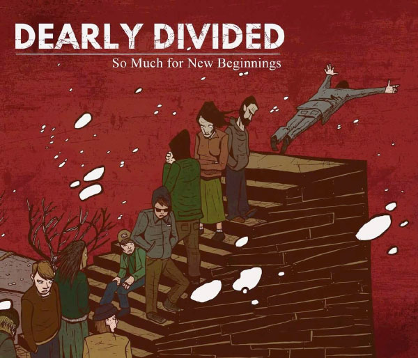 "Dearly Divided stream new song ""Maybe"""