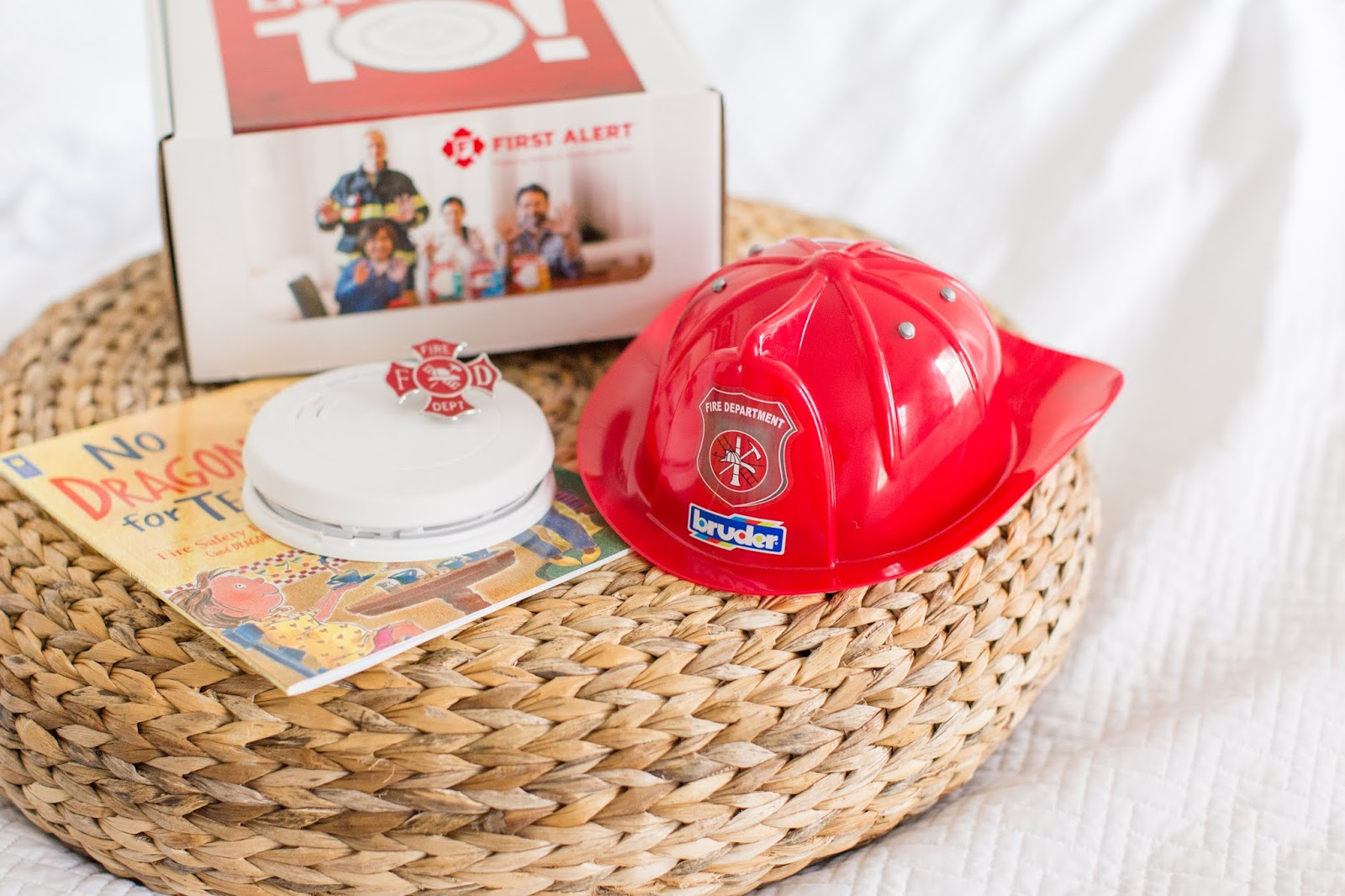 4 Ways to Teach Preschoolers About Fire Safety