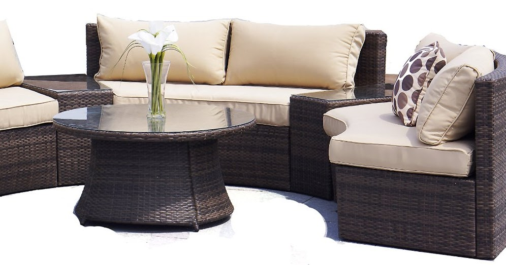 Sofa Online Store: curved conversation sofa