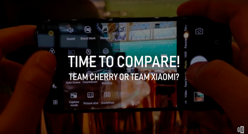 Are you team Cherry or team Xiaomi?