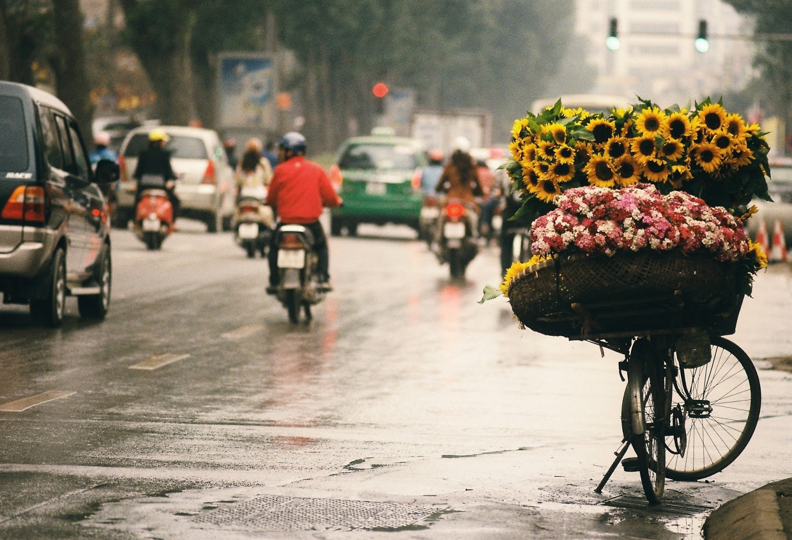 Hanoi weather and climate in the summer