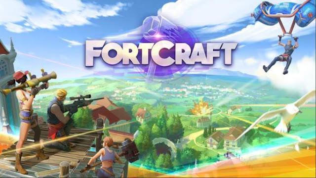 Game Battle Royale Terbaik: FortCraft APK