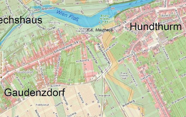 Wiener Linienwall 1825
