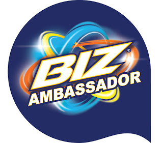 I'm a Biz Ambassador #stainfighter #ad