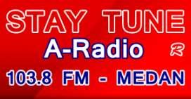 A Radio 103.8 fm Medan