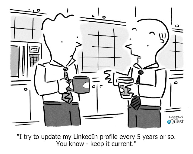 updating profiles by personal or external choice