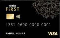 Paytm First Citibank