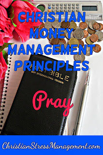 Christian money management Pray
