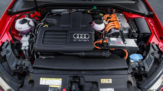2016  performance  Audi A3 Sportback e-tron reviews
