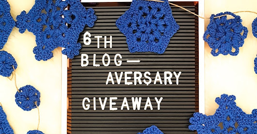 6th Blogaversary Giveaway: The winner