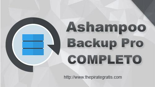 Ashampoo Backup Pro 11.10