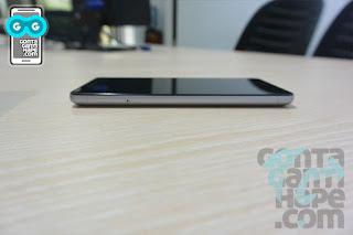 Xiaomi Redmi 3 Black - sisi kiri terdapat slot simcard