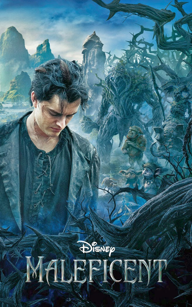 Jori S Entertainment Journal New Posters For Maleficent