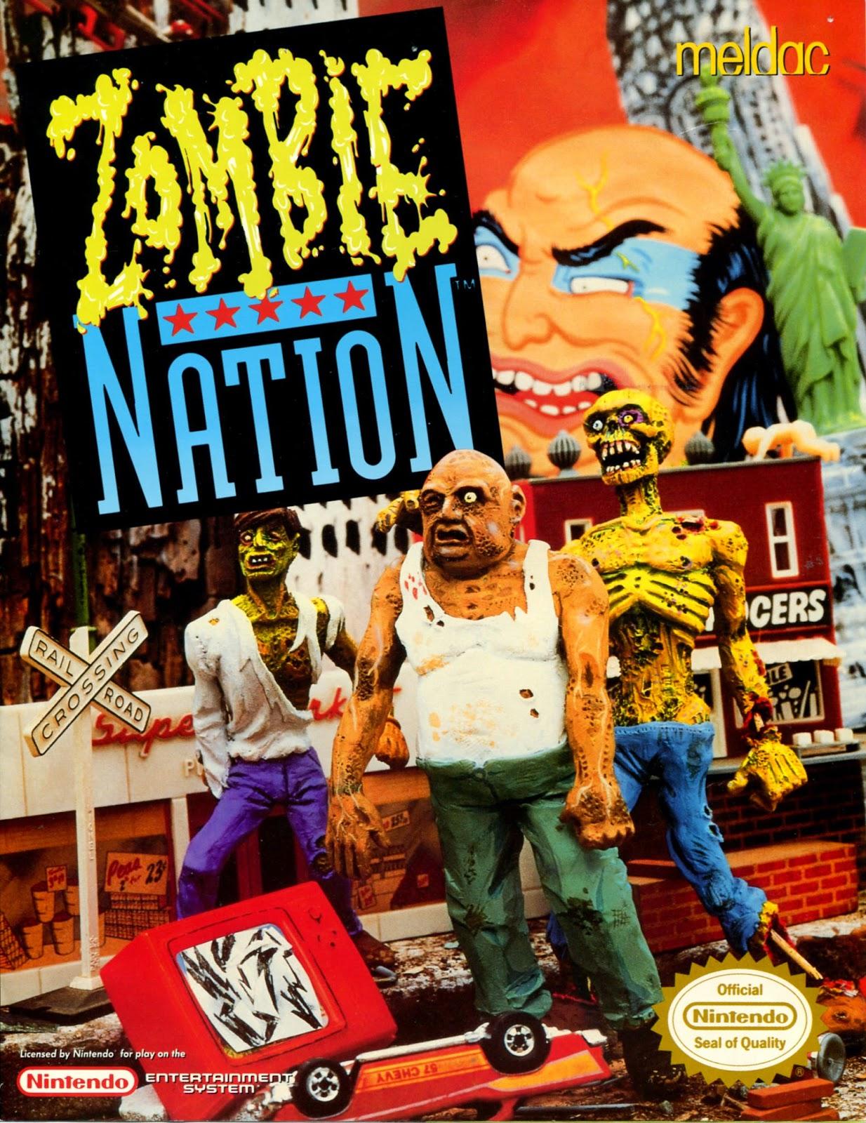 Zombies Snes