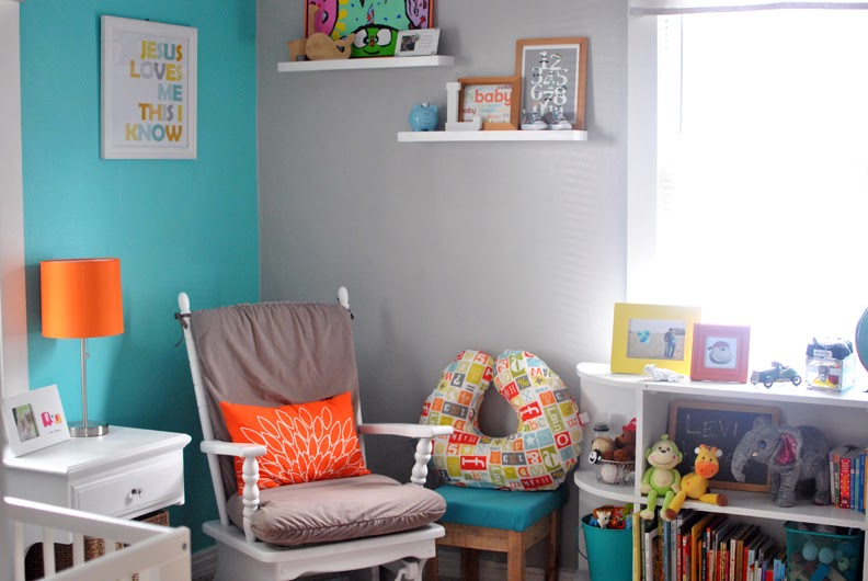Leitia S Creative Blog Nursery Reveal