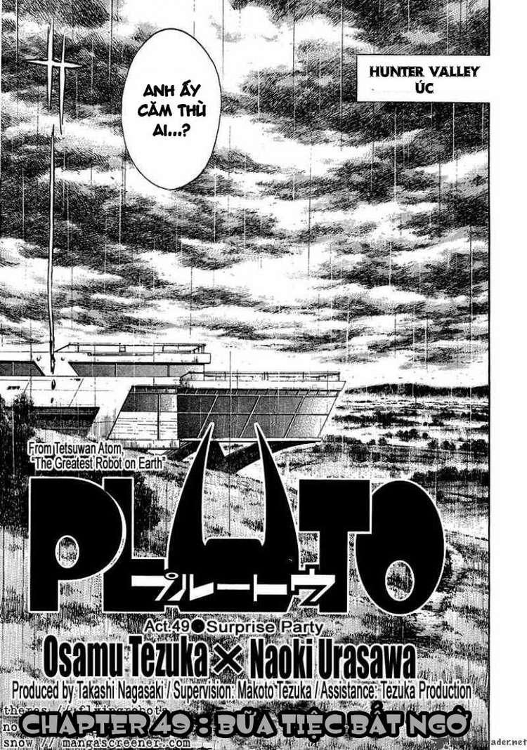 Pluto chapter 49 trang 5