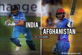 IND vs AFG Battle of Cricket