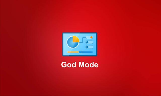 Apa Itu GodMode Dan Bagaimana Cara Mengaktifkan Layanan GodMode Di Windows?