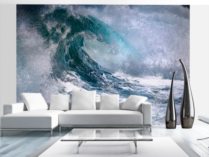 Il mondo degli adesivi murali: Paesaggi marini: ricordi delle ...