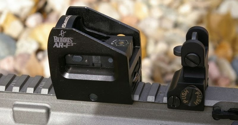 Burris Ar F3 Fast Fire Iii Ar15 3 Moa Red Dot Review