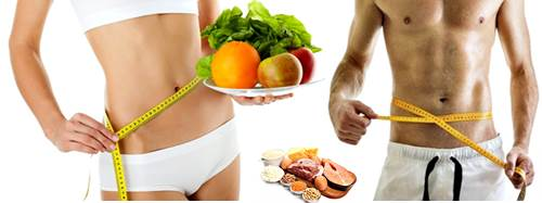 Bajar de peso de forma fácil y rápida con buena nutrición