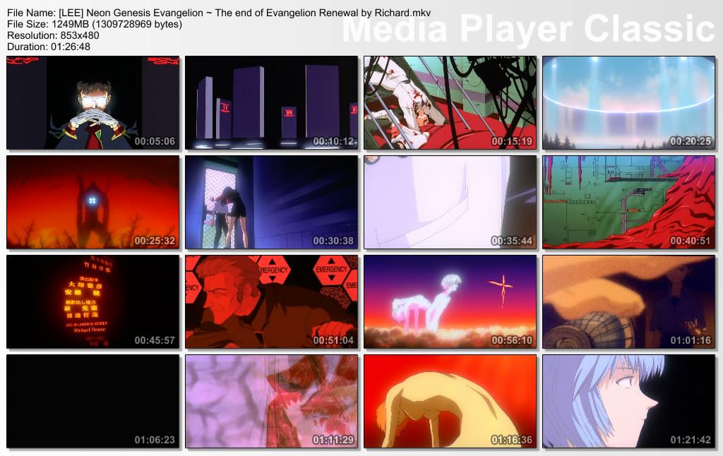 Resultado de imagen para Neon Genesis Evangelion Capturas