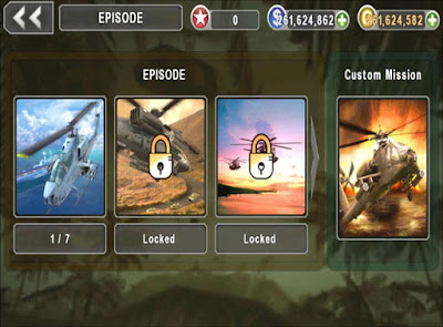 download game Gunship Battle 3 d terbaru 2016