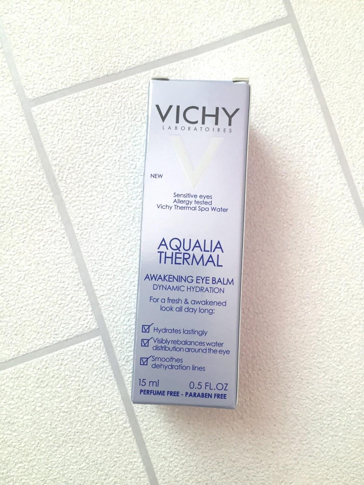 Vichy Aqualia Thermal Awakening Eye Balm Mammaful Zo