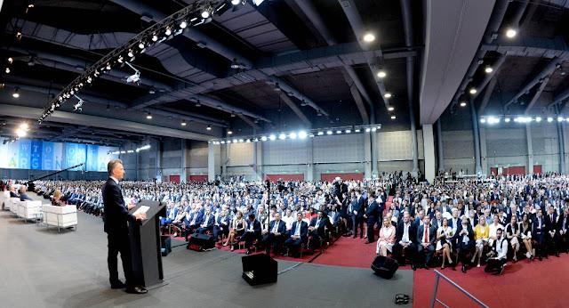 El Presidente Macri inauguró la XI Conferencia Ministerial de la OMC