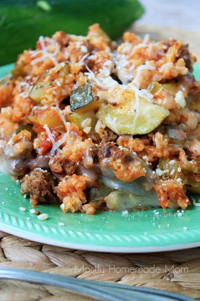 Crockpot Italian Zucchini Casserole recipes
