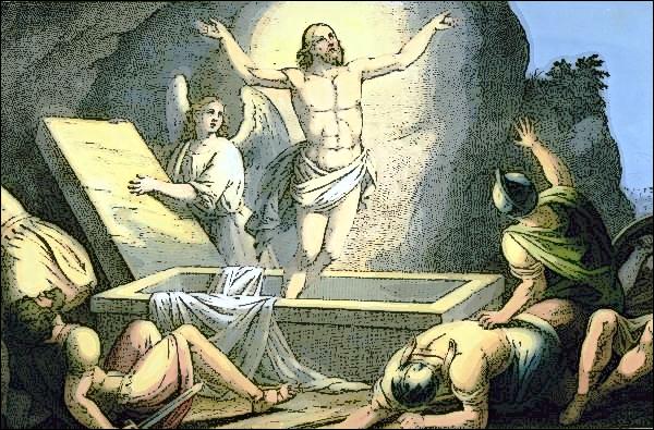 La Resurrección de Cristo.