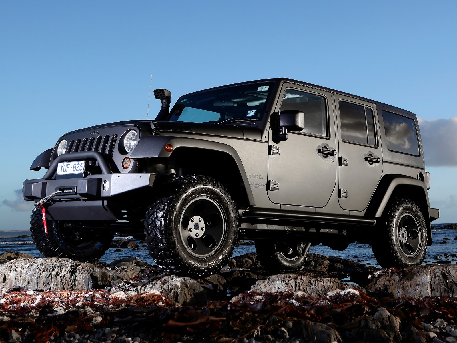 The Jeep Wrangler Is Suitable For All Sorts Of Terrain, Including Pavement,  And Icy Pavement. If You Are An Inhabitant Of A Specific Area That Sees All  ...