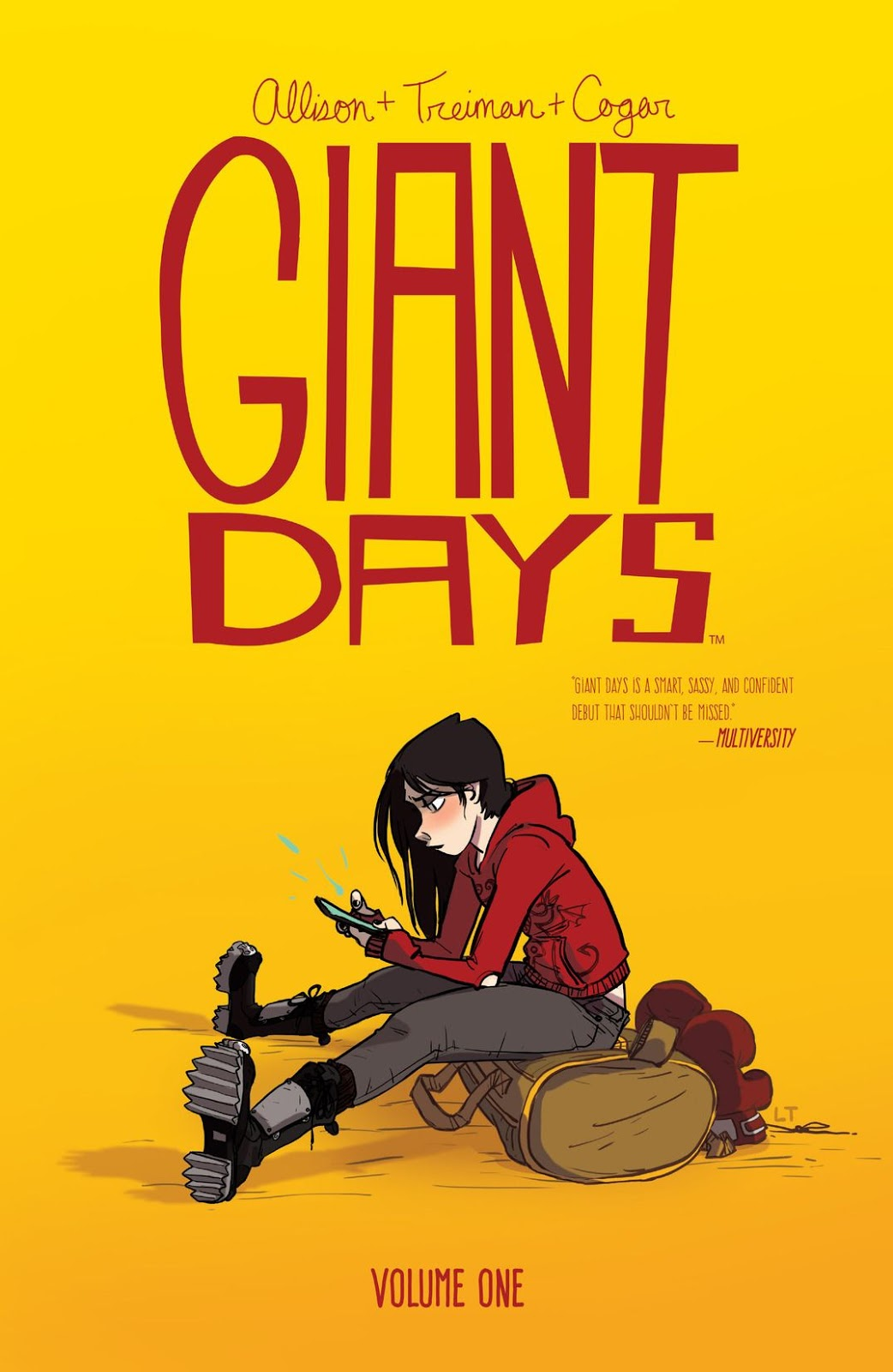 Giant Days Volume One
