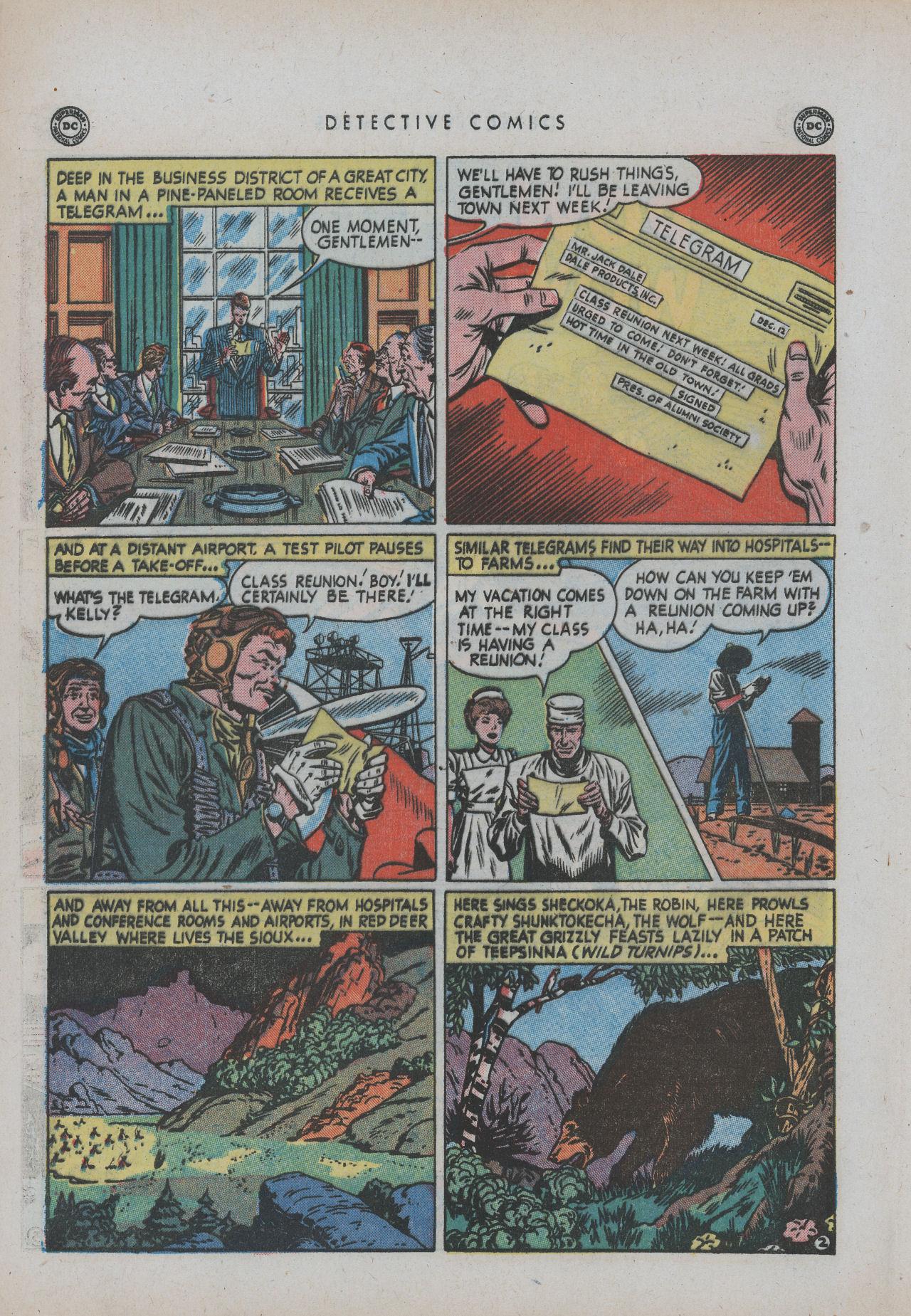 Read online Detective Comics (1937) comic -  Issue #154 - 40