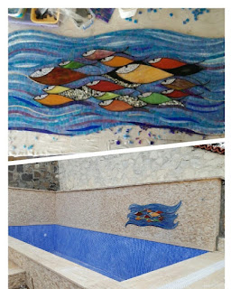 Foça, Balık ve cam mozaikle daha fazlası