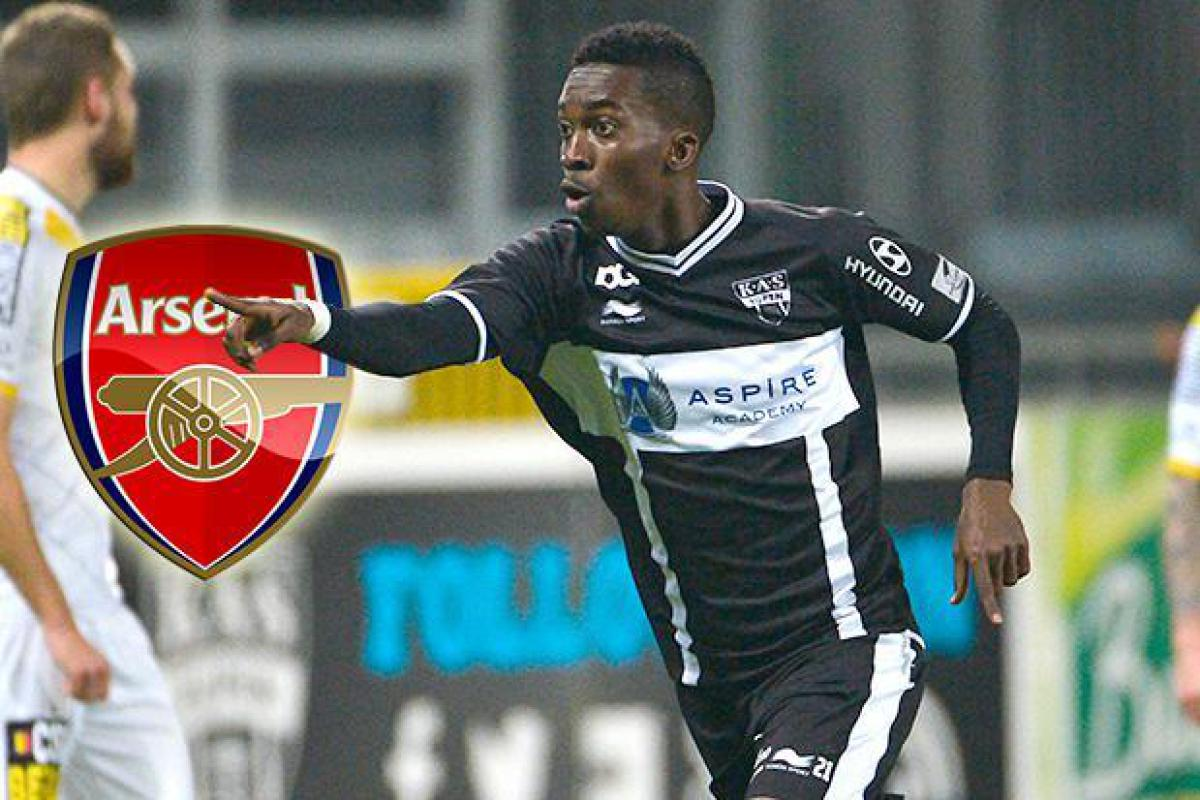 Arsenal activates Henry Onyekuru's release clause